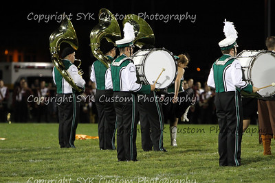 WBHS Band vs Southeast-23