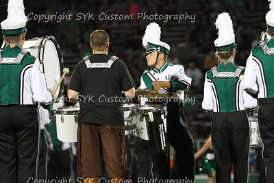 WBHS Band vs Southeast-32