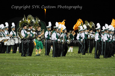 WBHS Band vs Southeast-17