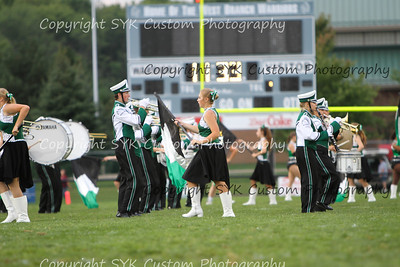 WBHS Band vs Southeast-7