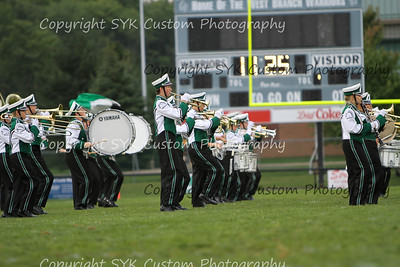 WBHS Band vs Southeast-10