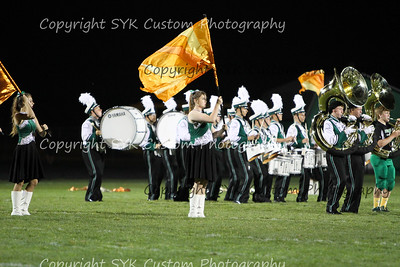 WBHS Band vs Southeast-16