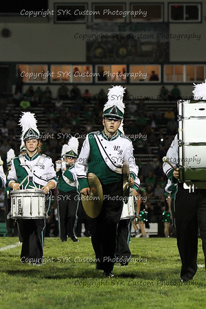 WBHS Band vs Southeast-38