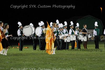 WBHS Band vs Southeast-20
