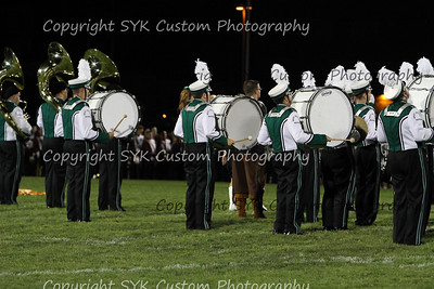 WBHS Band vs Southeast-22
