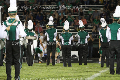 WBHS Band vs Southeast-31