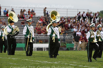 WBHS Band vs Southeast-14