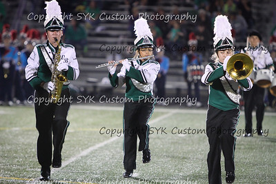 WBHS Band at Alliance-42