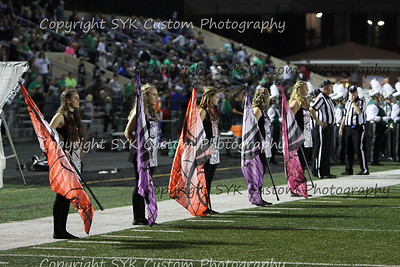 WBHS Band at Alliance-14