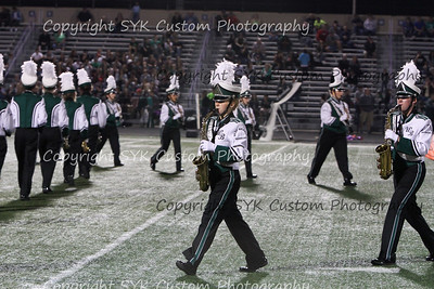 WBHS Band at Alliance-45
