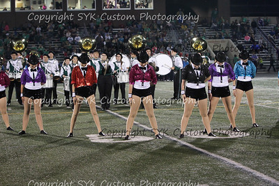WBHS Band at Alliance-22