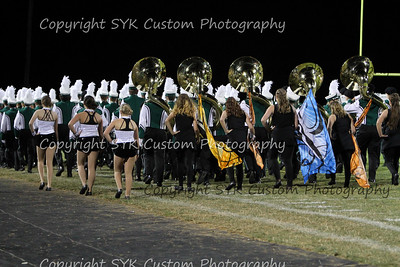 WBHS Band vs Carrollton-70