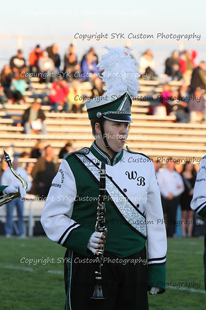 WBHS Band vs Carrollton-16