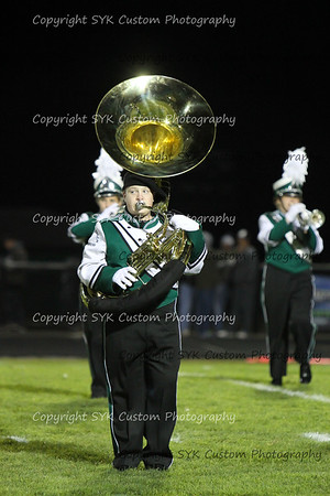 WBHS Band vs Carrollton-66