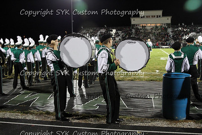 WBHS Band vs Carrollton-21