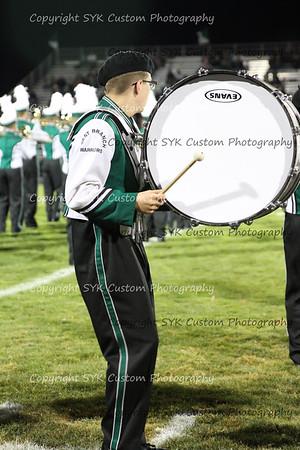 WBHS Band vs Carrollton-30
