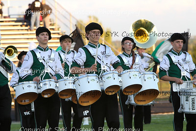 WBHS Band vs Carrollton-13