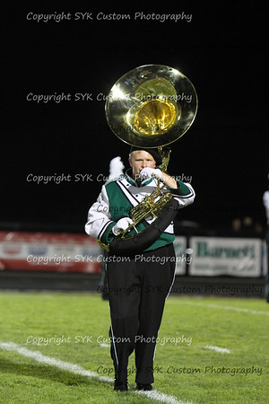 WBHS Band vs Carrollton-67