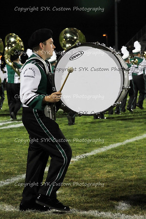 WBHS Band vs Carrollton-31