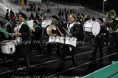 WBHS Band vs Carrollton-81