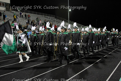 WBHS Band vs Carrollton-76