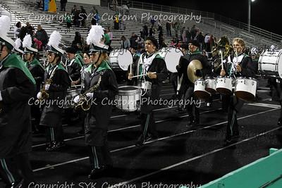 WBHS Band vs Carrollton-80