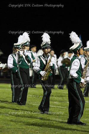WBHS Band vs Carrollton-62