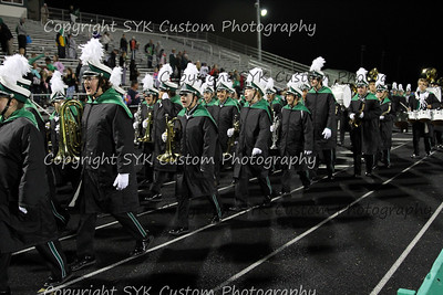 WBHS Band vs Carrollton-77