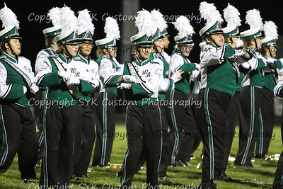 WBHS Band vs Carrollton-52