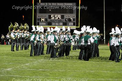 WBHS Band vs Carrollton-41