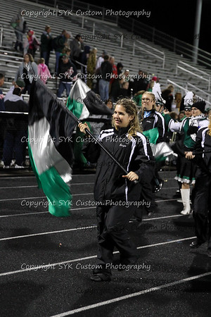WBHS Band vs Carrollton-74
