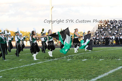 WBHS Band vs Carrollton-11