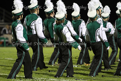 WBHS Band vs Carrollton-53