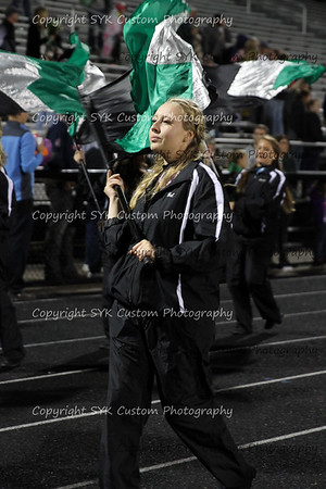 WBHS Band vs Carrollton-73