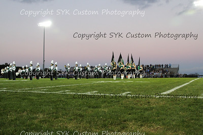 WBHS Band vs Louisville-8