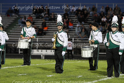 WBHS Band vs Marlington-21