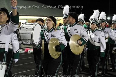 WBHS Band vs Marlington-62