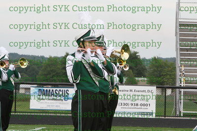 WBHS Band vs Crestview-8