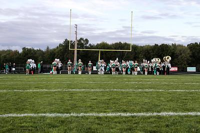 WBHS Band vs Carrollton-1