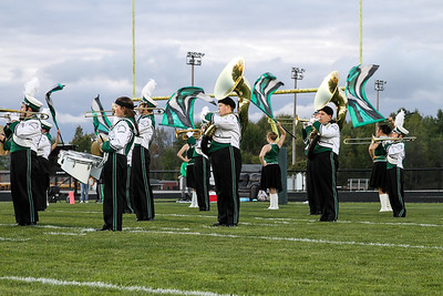 WBHS Band vs Carrollton-12