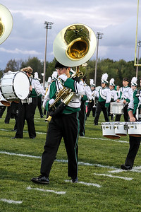 WBHS Band vs Carrollton-8