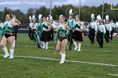 WBHS Band vs Carrollton-4