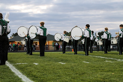 WBHS Band vs Carrollton-11