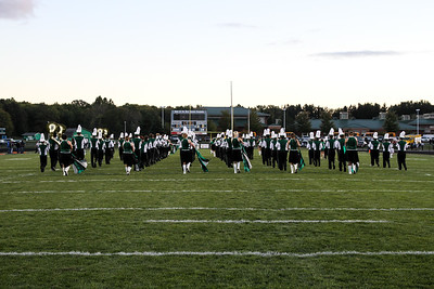 WBHS Band vs Carrollton-14