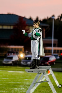 WBHS Band vs West Holmes-4