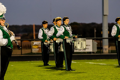 WBHS Band vs West Holmes-3