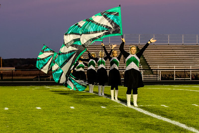 WBHS Band vs West Holmes-15