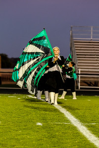 WBHS Band vs West Holmes-10