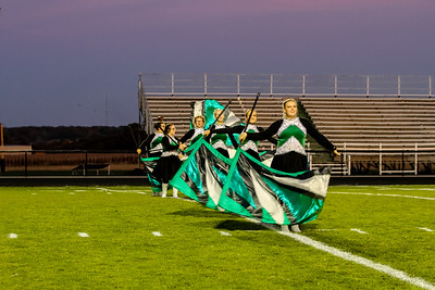 WBHS Band vs West Holmes-14
