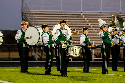 WBHS Band vs West Holmes-1